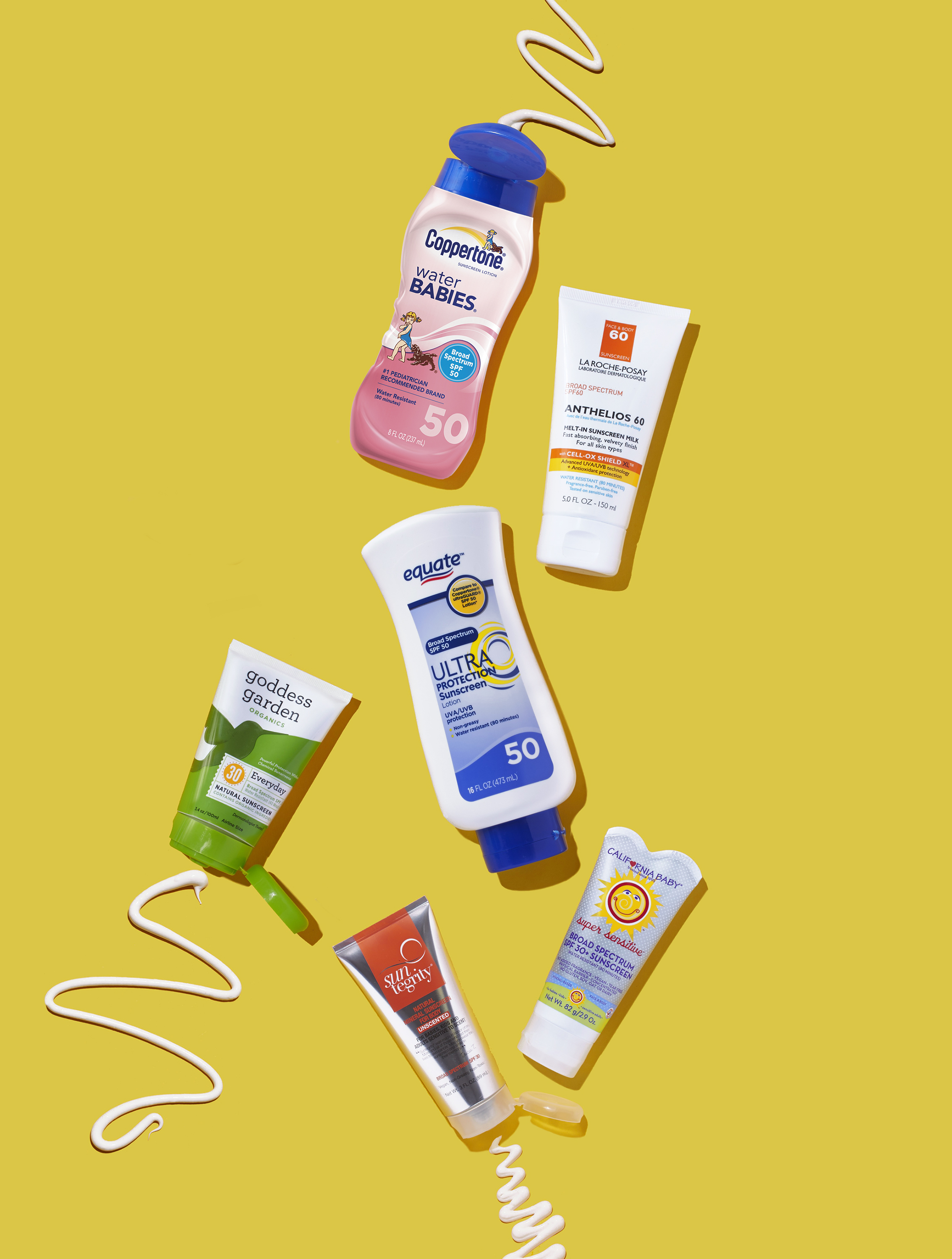 Top sunscreens are put to the test.