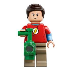 Big Bang Theory, Lego
