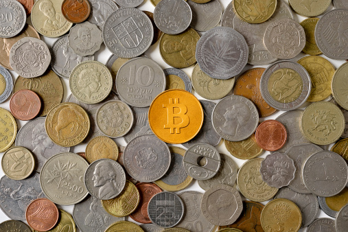 how much money is bitcoin worth