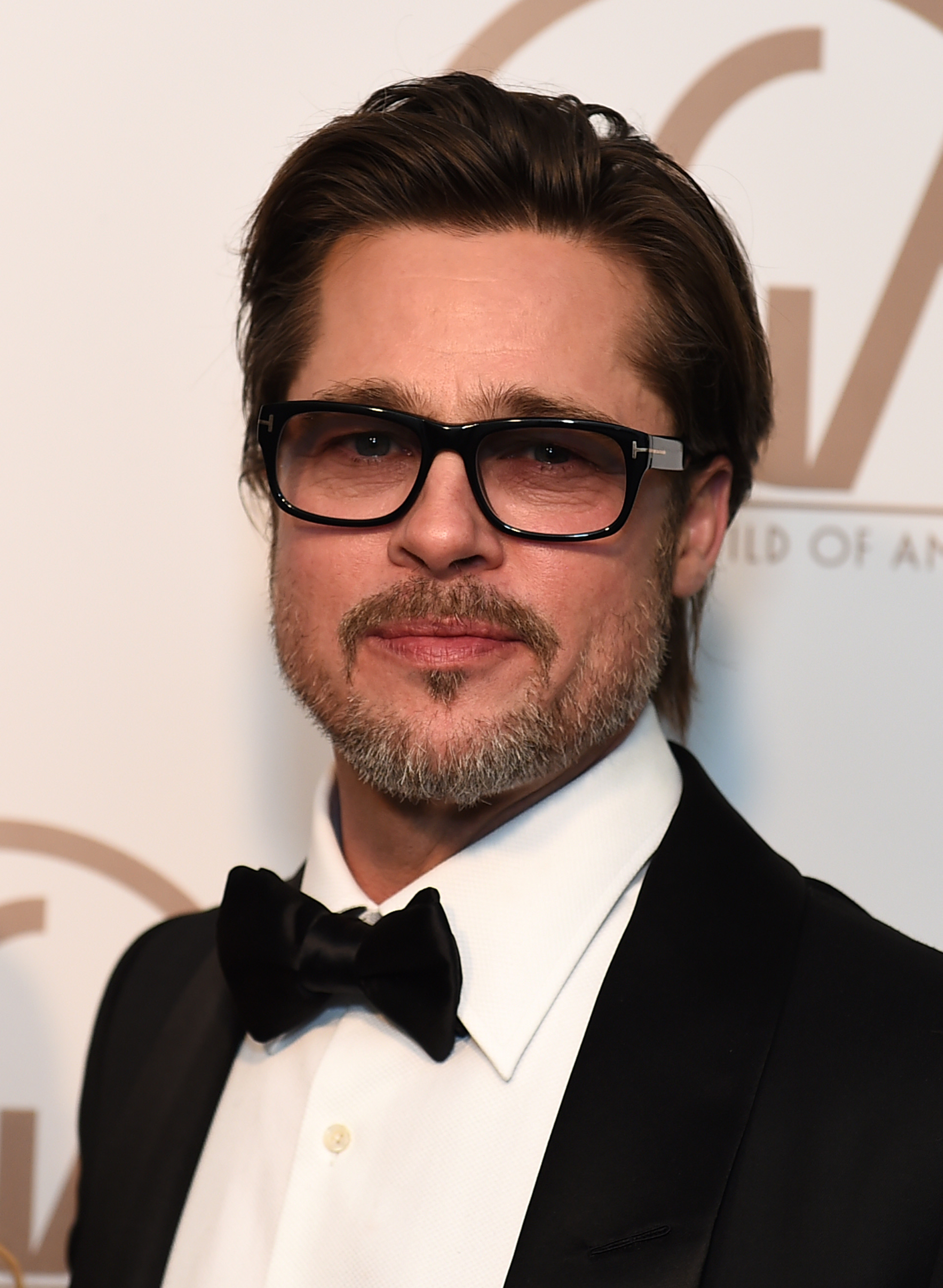 Brad Pitt at the 26th Annual Producers Guild Awards.