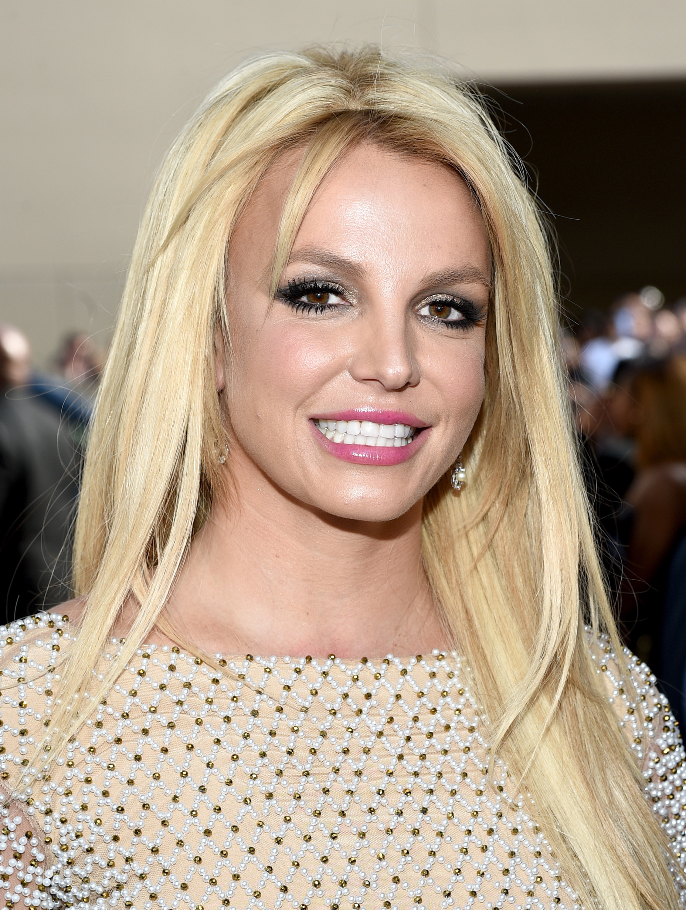 Recording artist Britney Spears attends the 2015 Billboard Music Awards at MGM Grand Garden Arena on May 17, 2015 in Las Vegas.