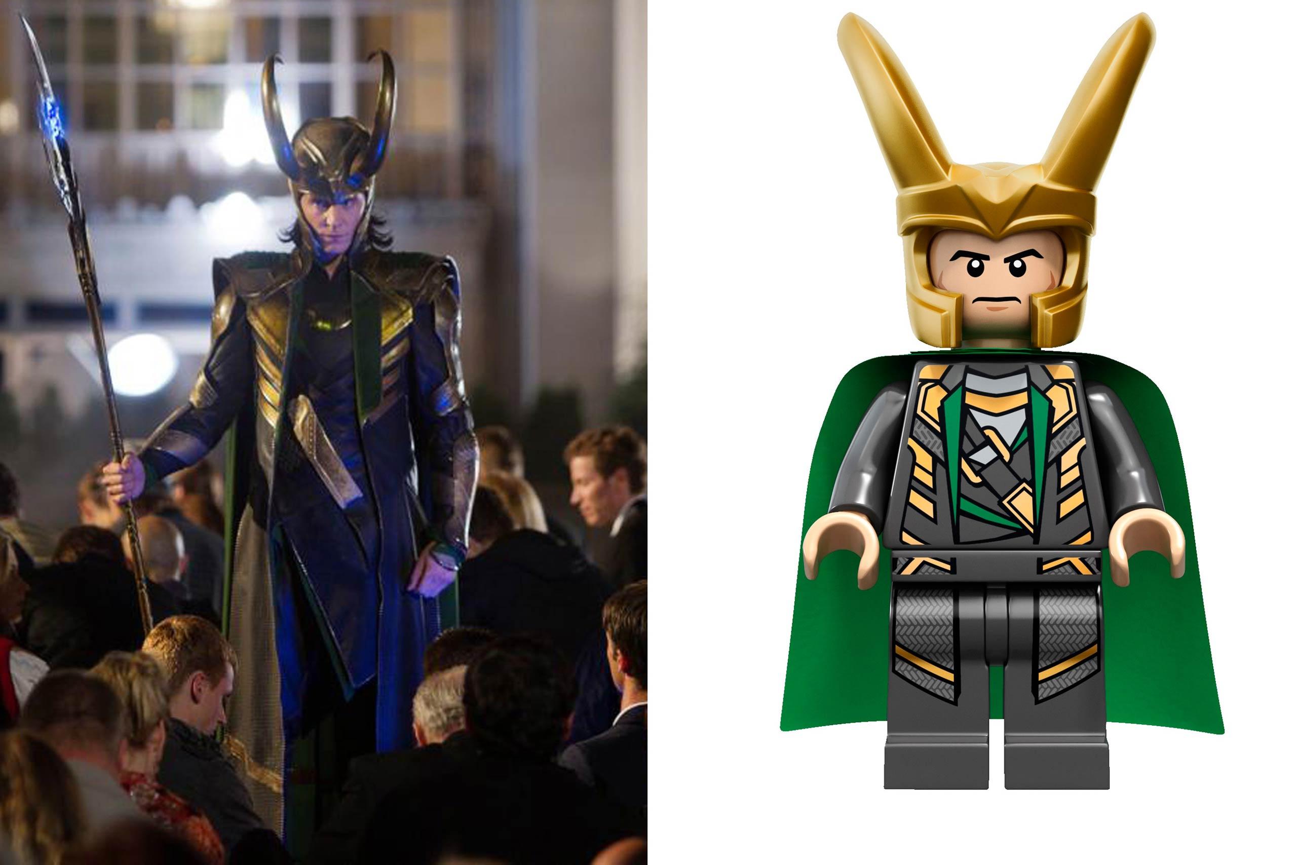 <strong>Tom Hiddleston: Loki</strong>