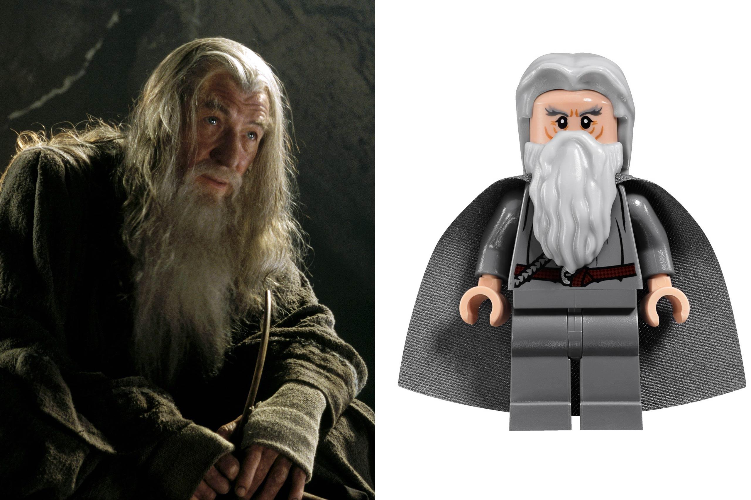 <strong>Sir Ian Mckellen: Gandalf the Grey</strong>