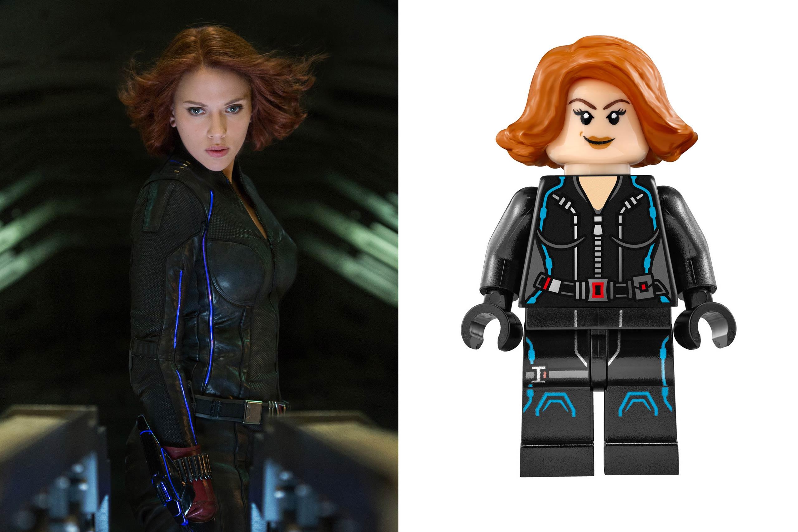 <strong>Scarlett Johansson: Black Widow</strong>