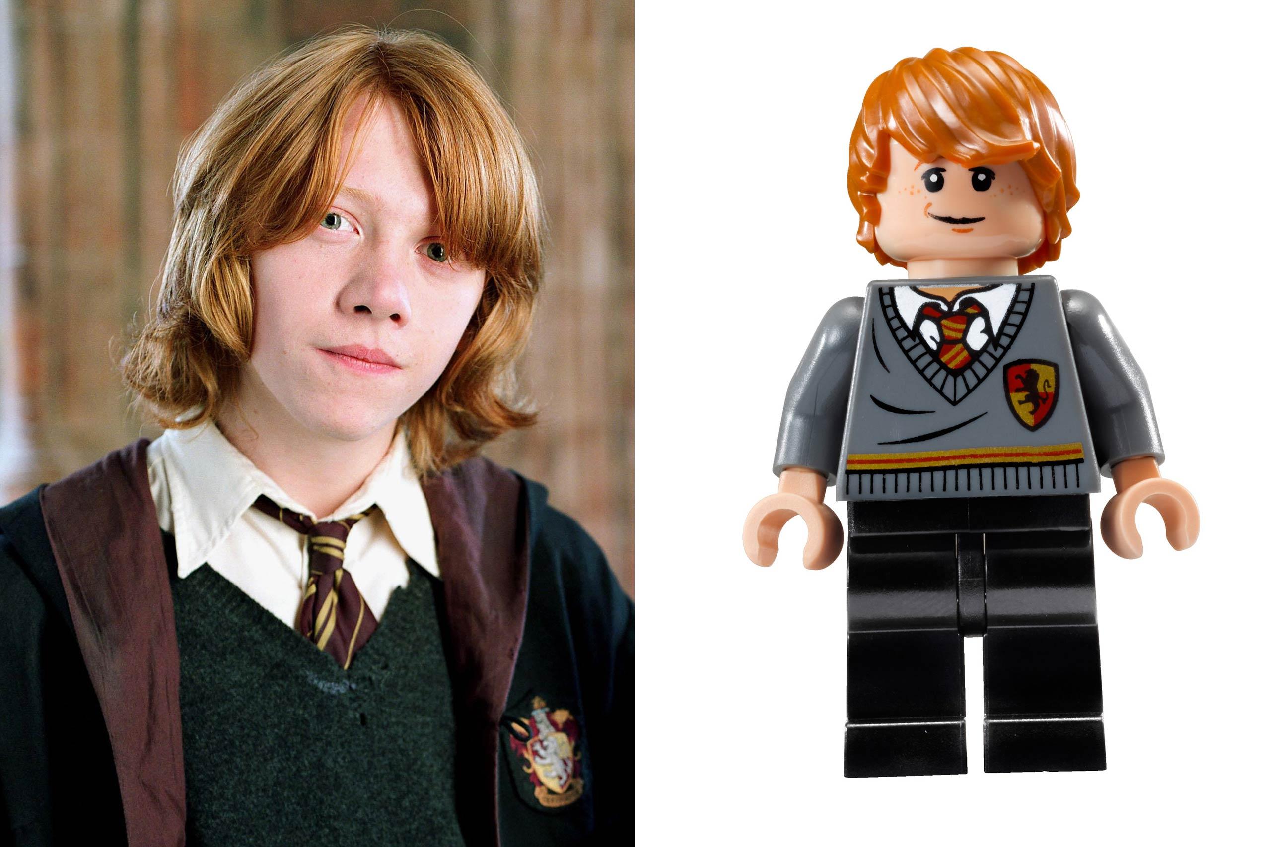 <strong>Rupert Grint: Ron Weasley</strong>