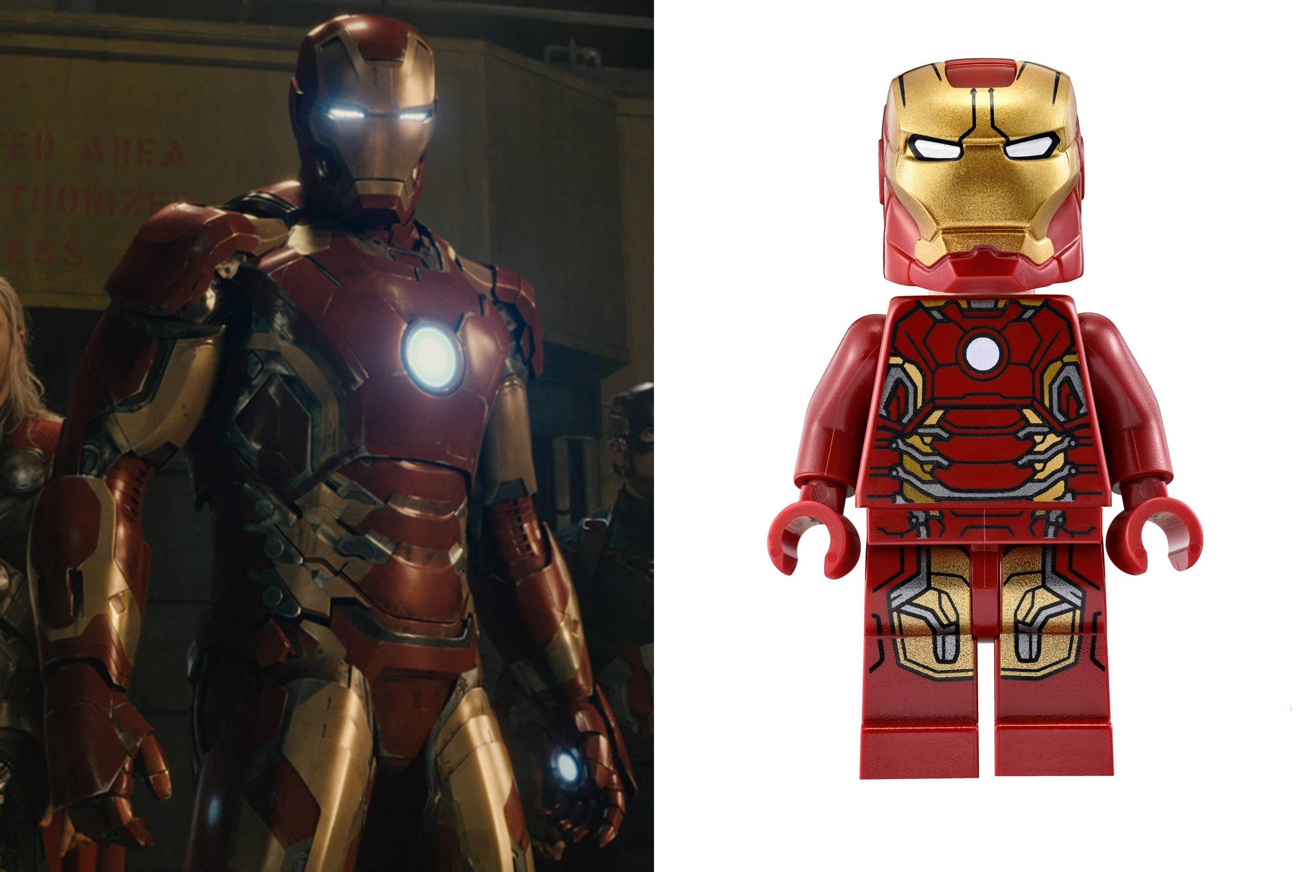 <strong>Robert Downey Jr.: Iron Man</strong>