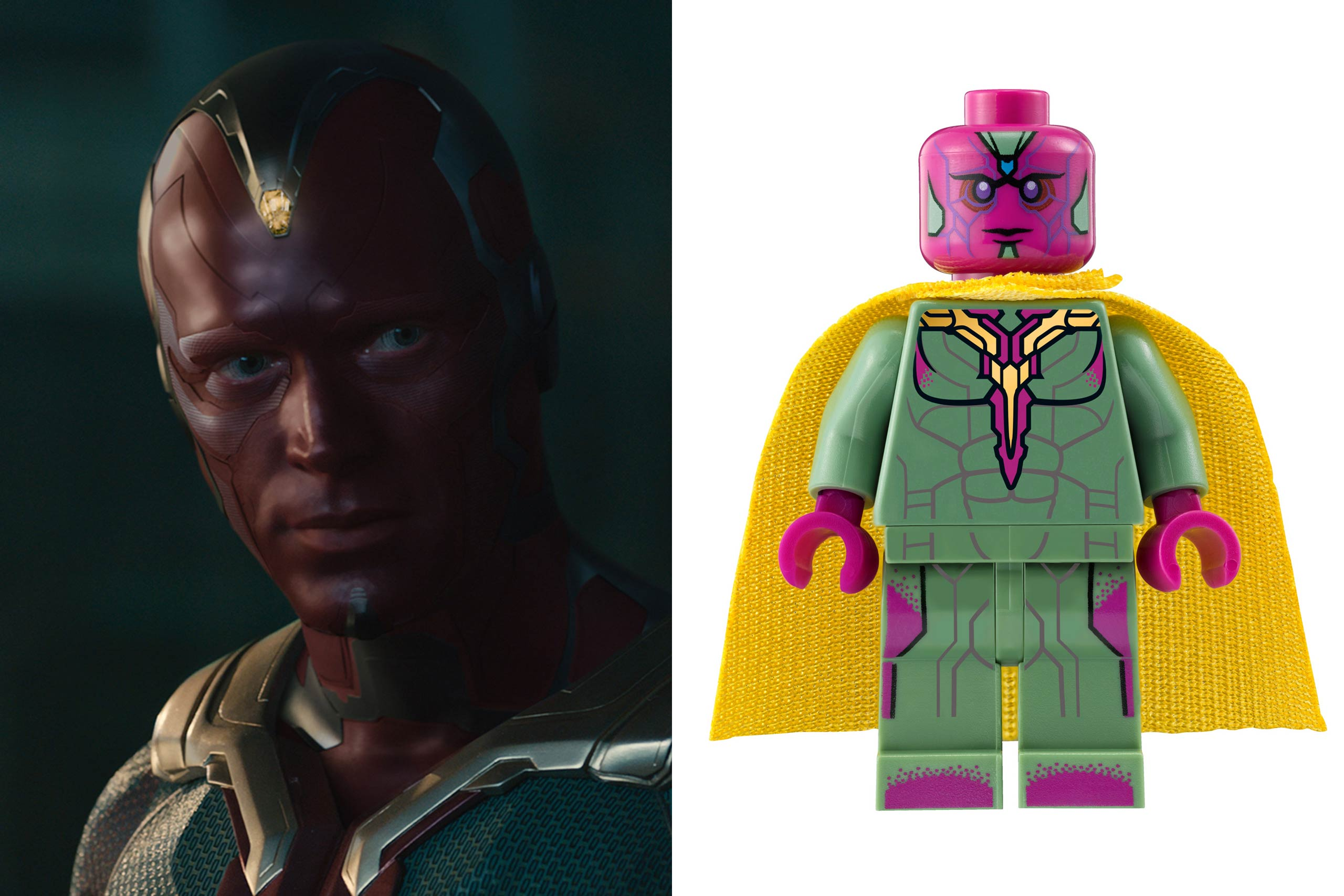 <strong>Paul Bettany: Vision</strong>