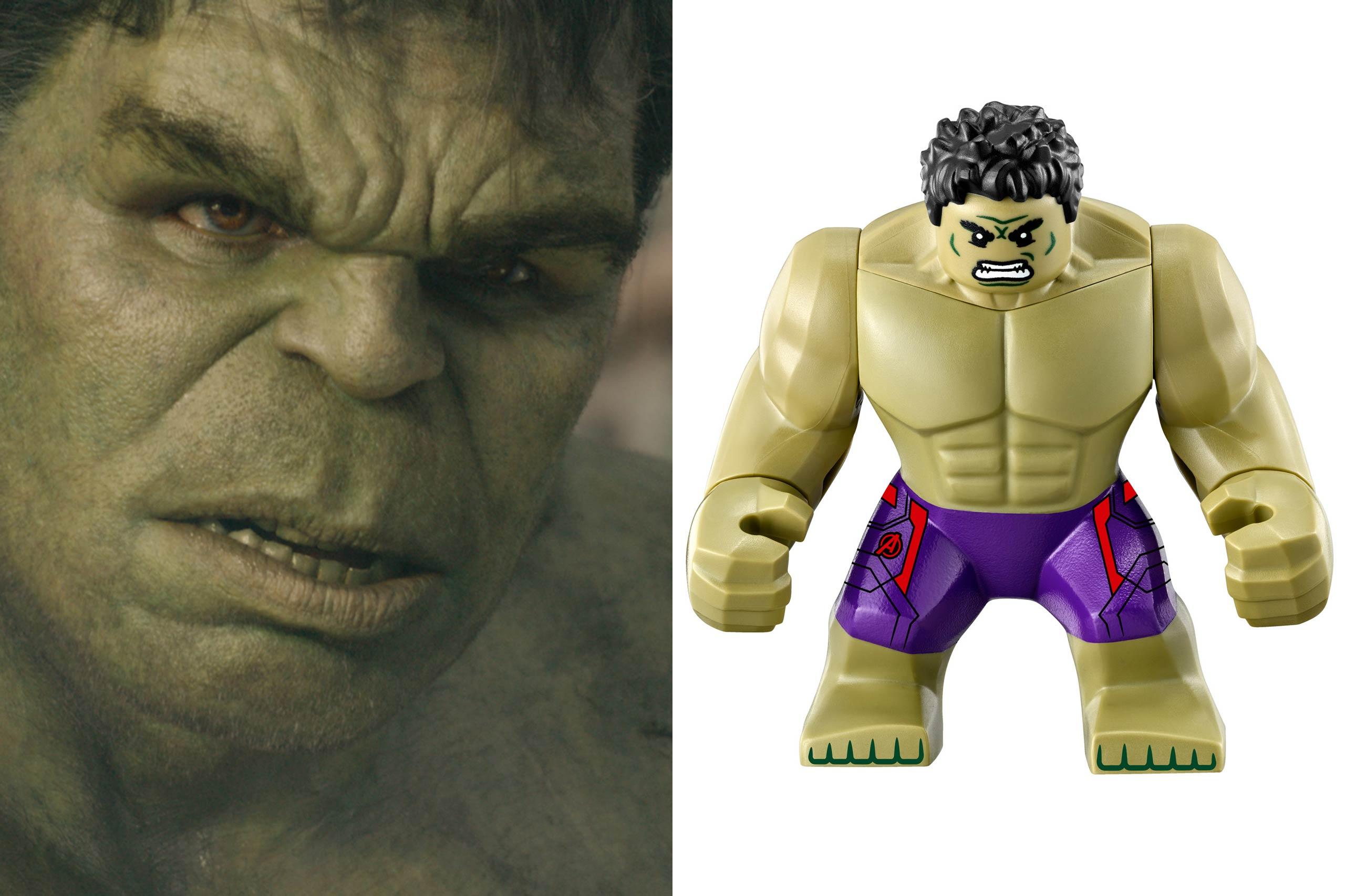 <strong>Mark Ruffalo: Hulk</strong>