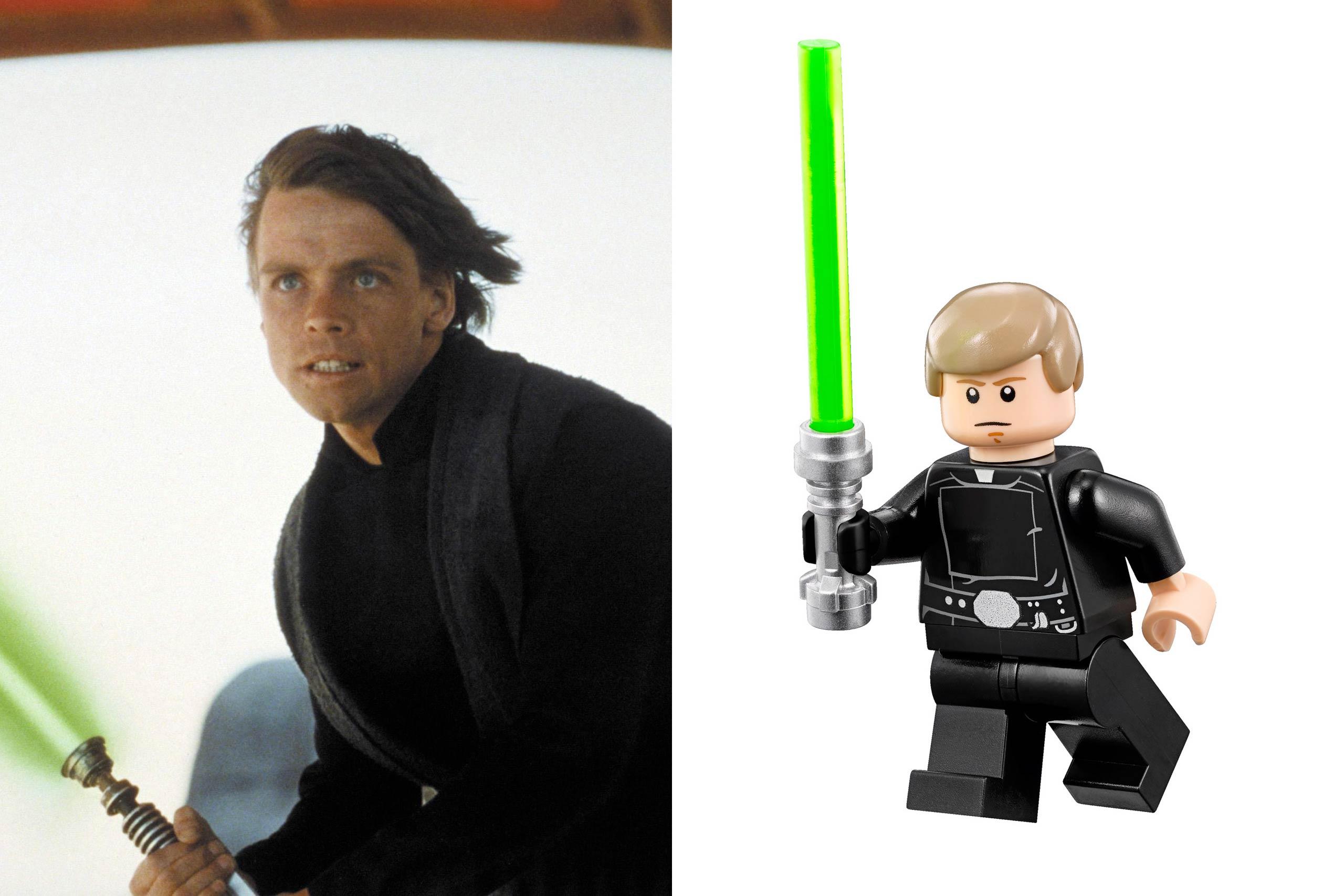 <strong>Mark Hamill: Luke Skywalker</strong>