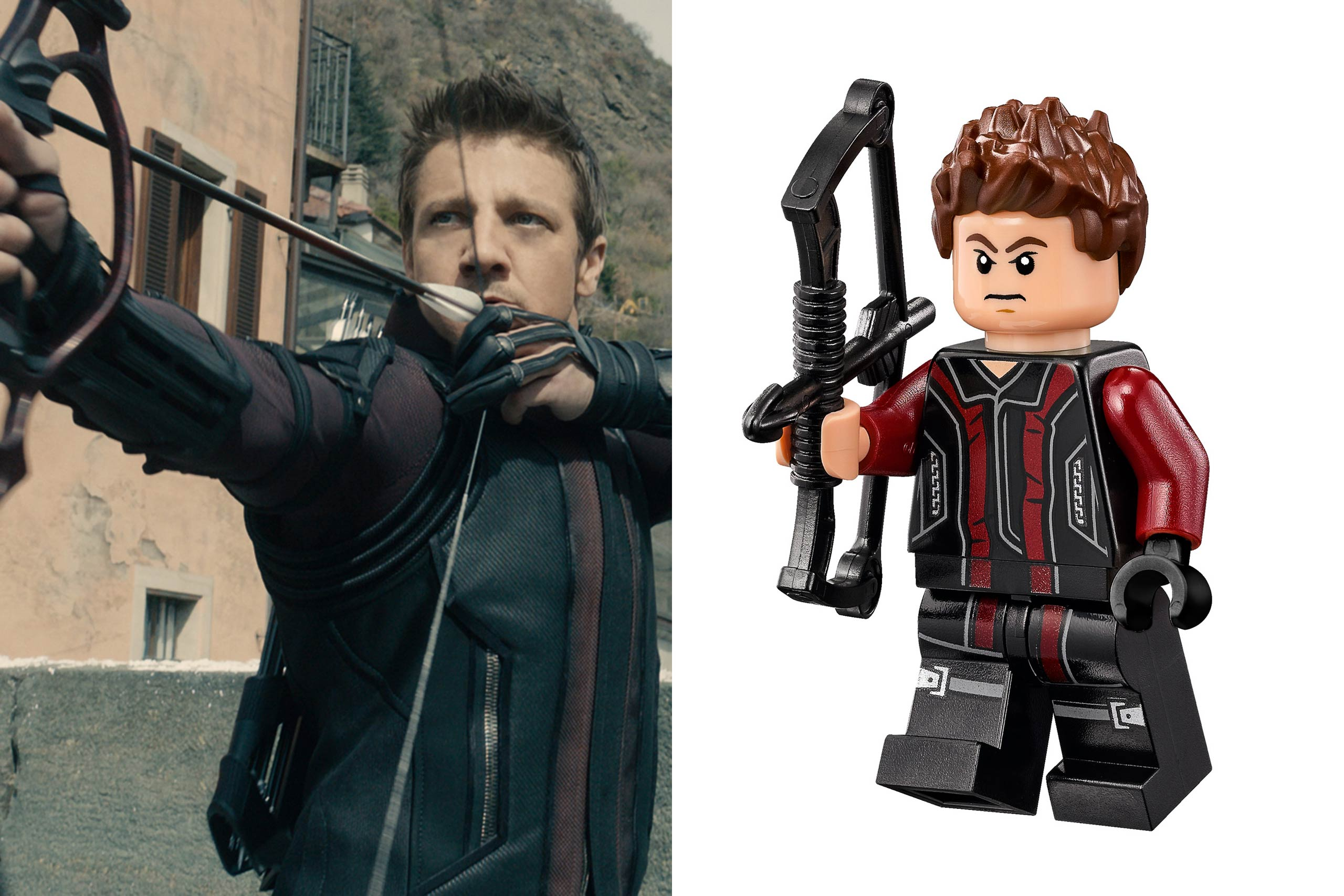 <strong>Jeremy Renner: Hawkeye</strong>