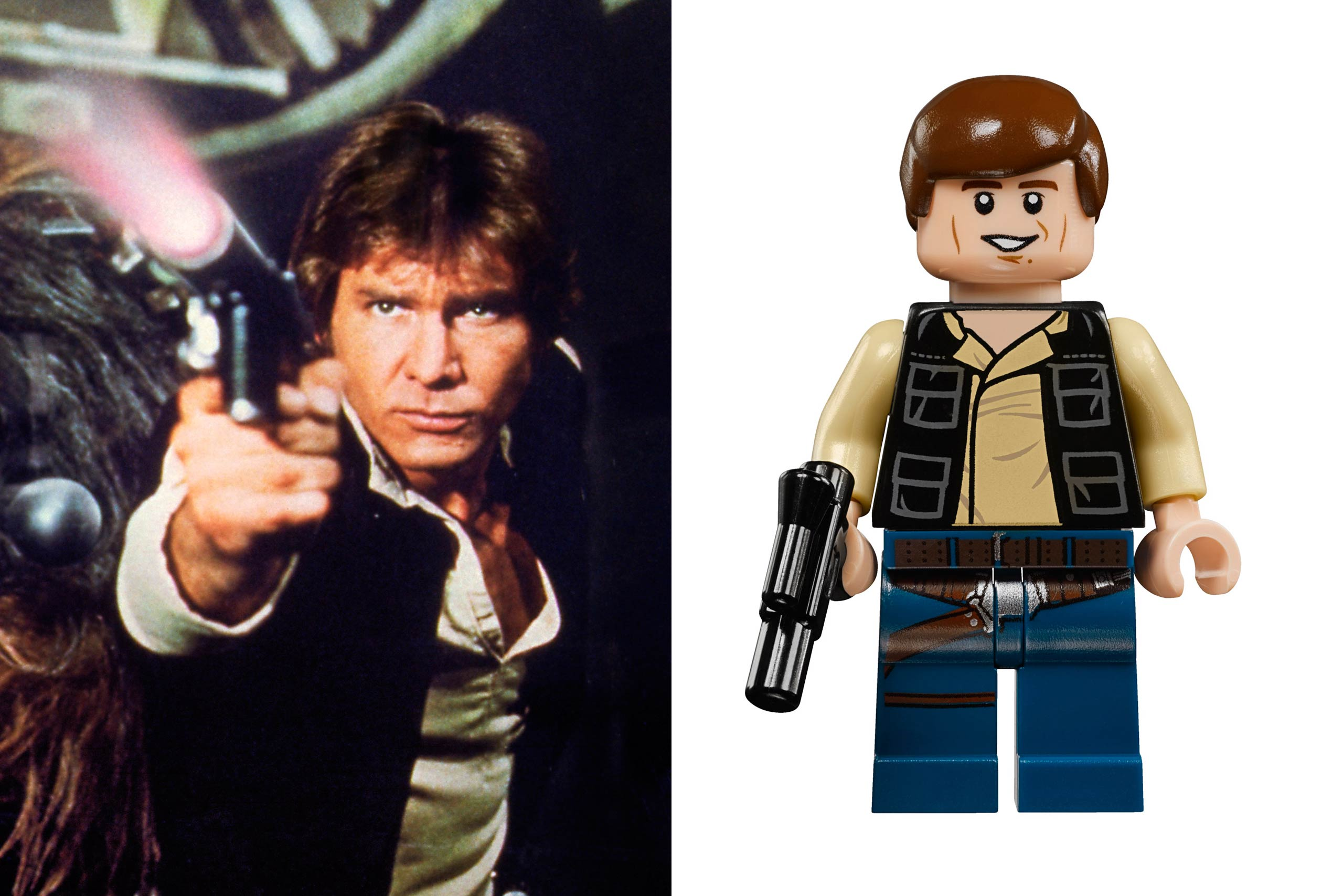 <strong>Harrison Ford: Han Solo</strong>