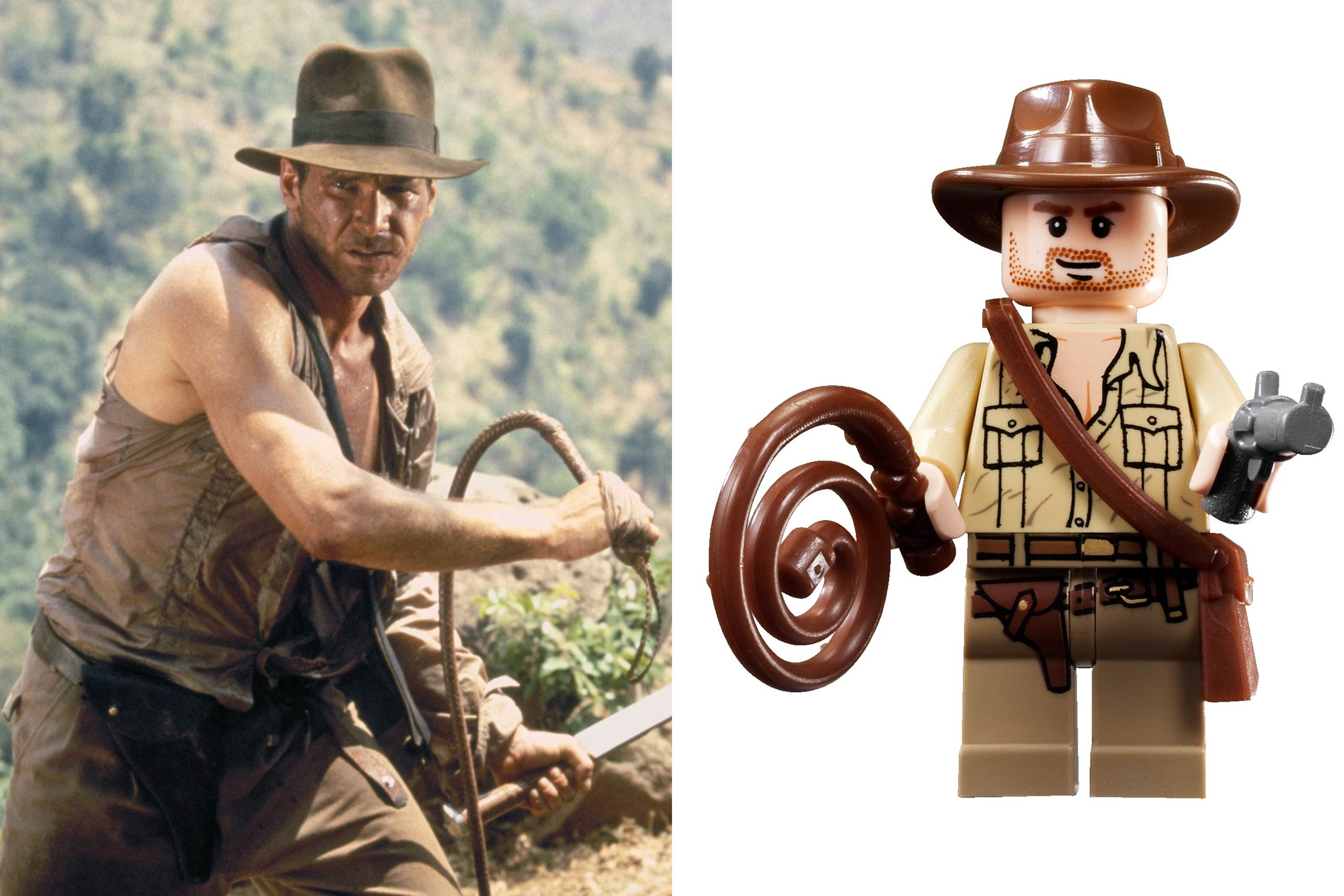 <strong>Harrison Ford: Indiana Jones</strong>
