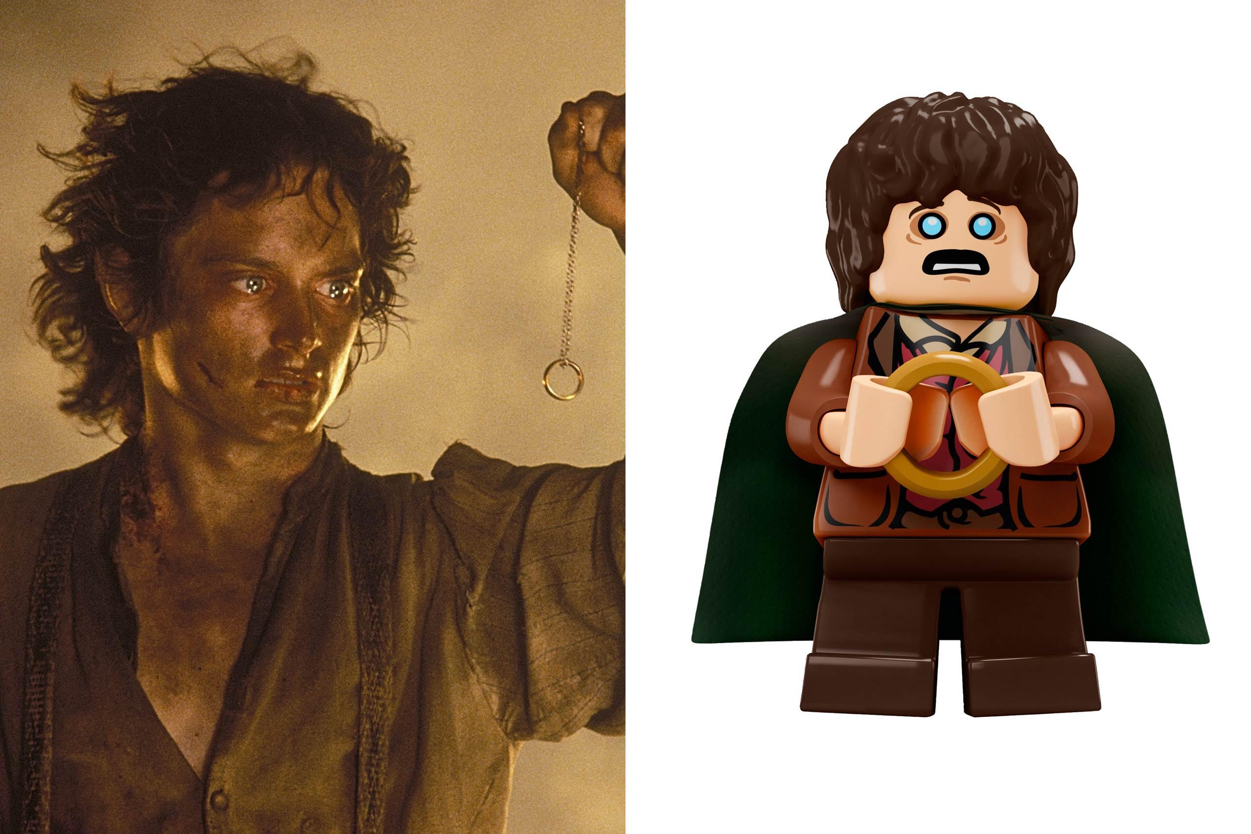<strong>Elijah Wood: Frodo Baggins</strong>
