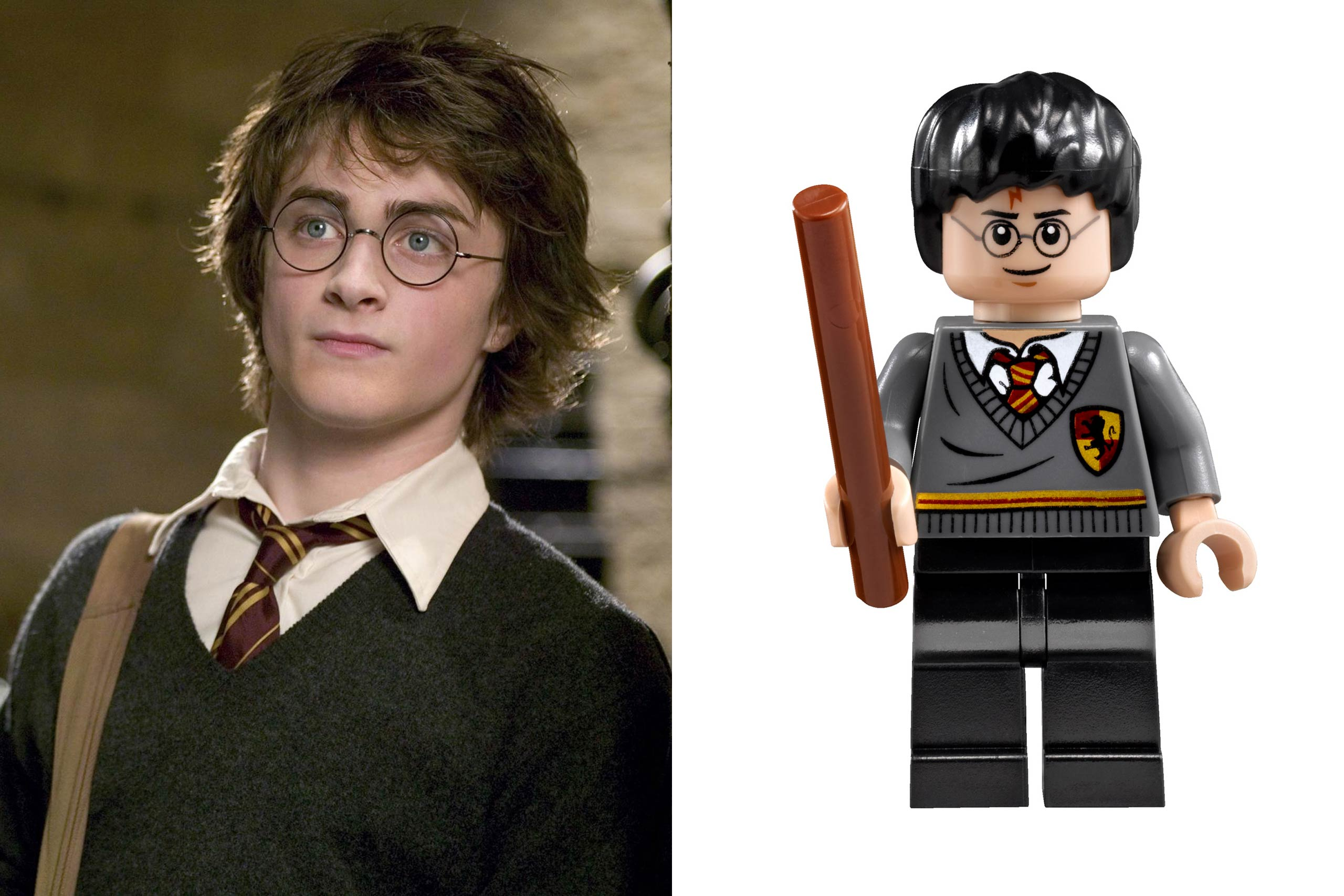 <strong>Daniel Radcliffe: Harry Potter</strong>
