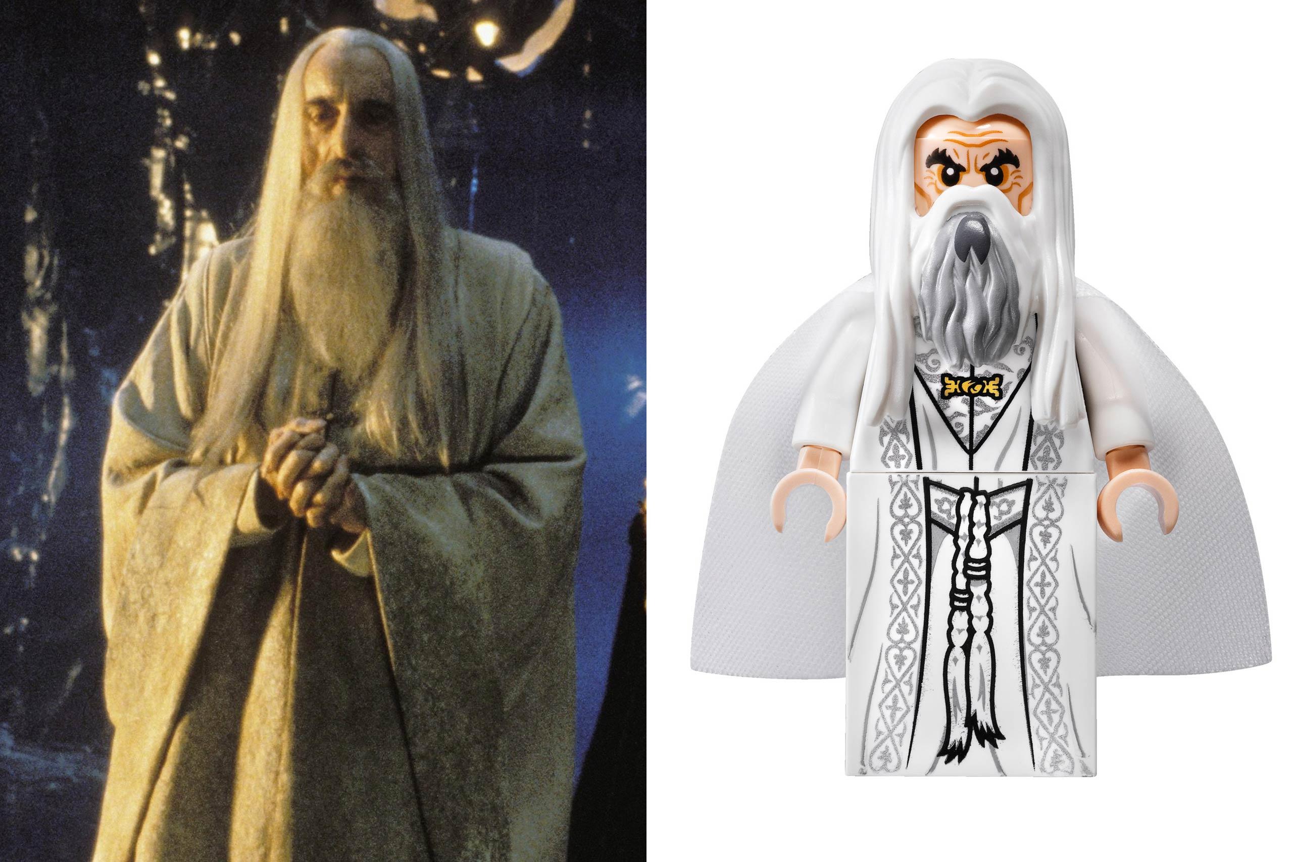 <strong>Christopher Lee: Saruman</strong>