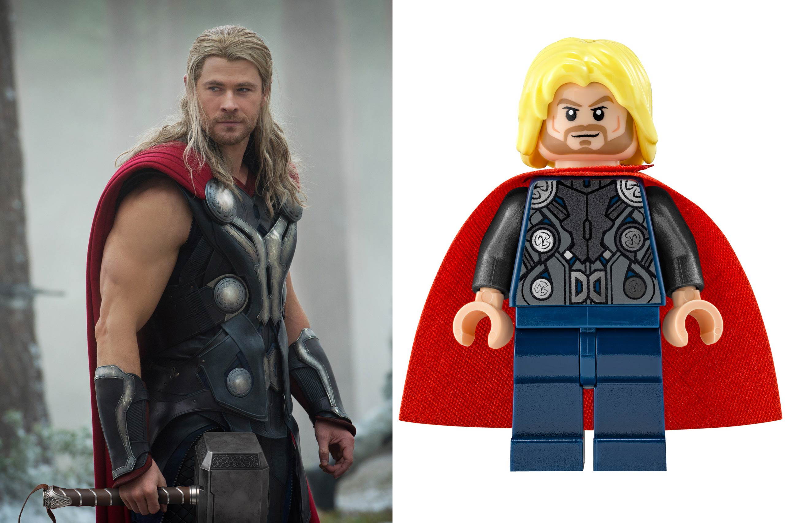 <strong>Chris Hemsworth: Thor</strong>