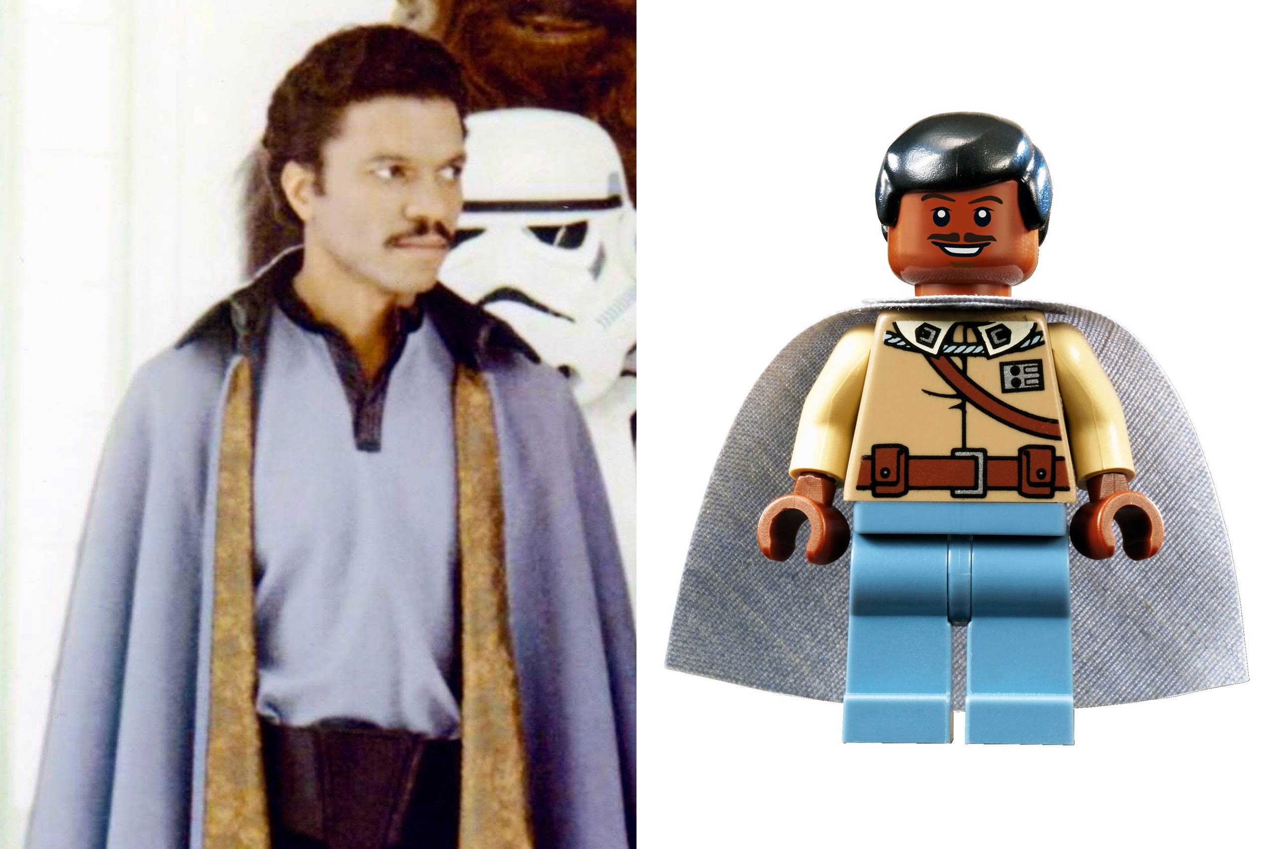 <strong>Billy Dee Williams: Lando Calrissian</strong>