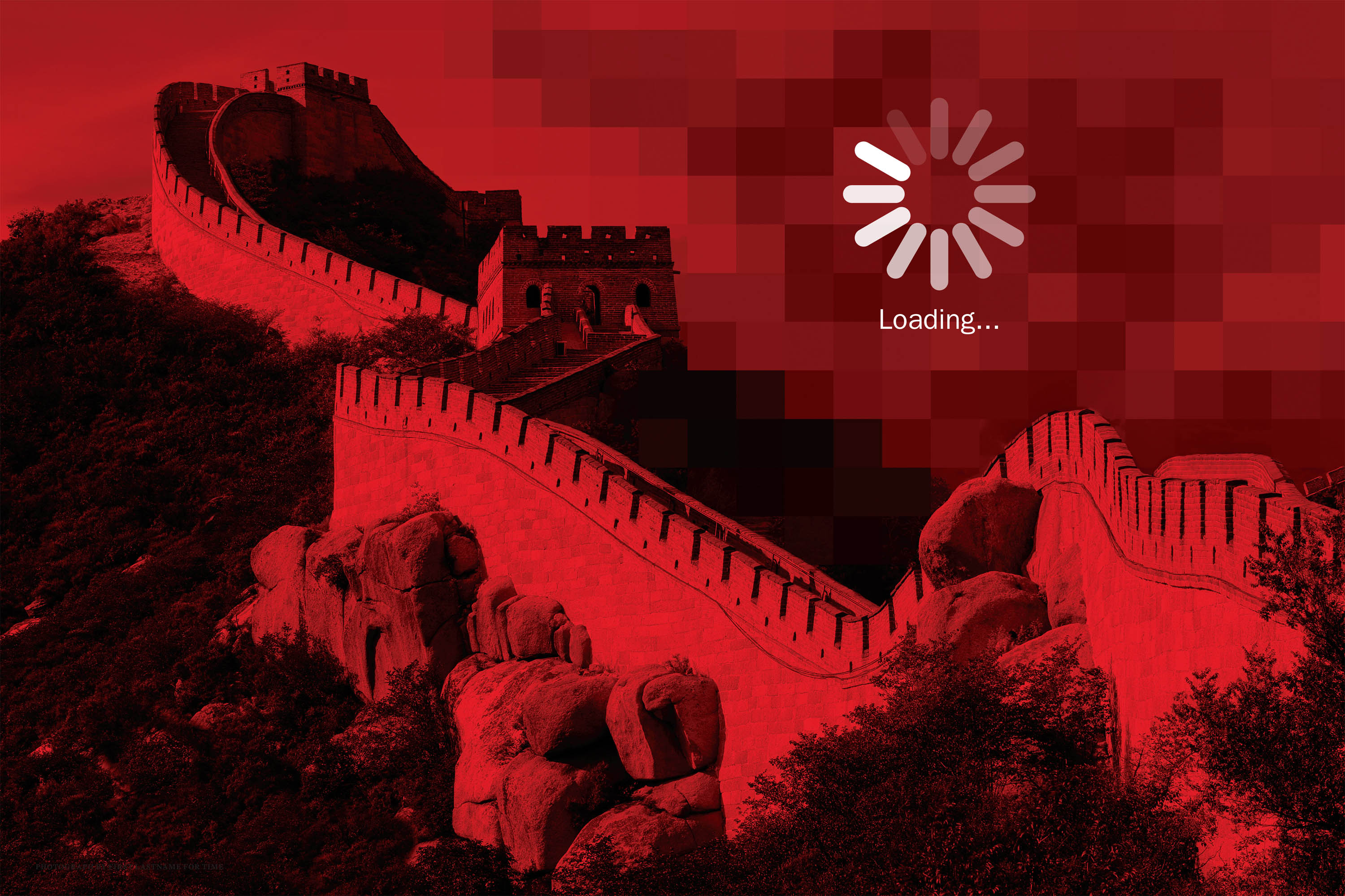 While the U.S. worries about Chinese hacking, Beijing has built a separate Internet for the 649 million Chinese online.