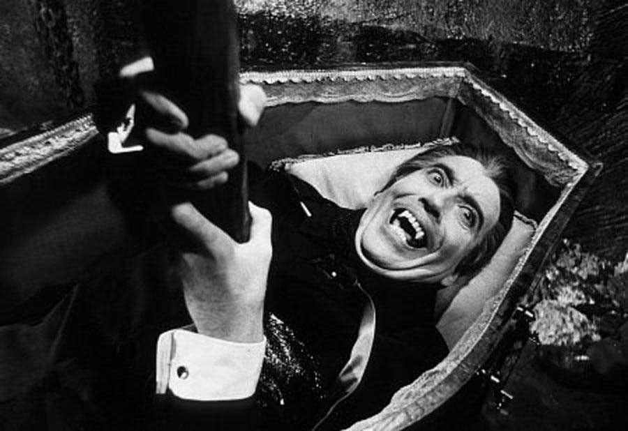 Dracula Has Risen From The Grave (1963).