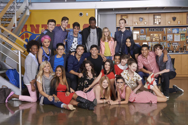 Degrassi Season 14 Cast