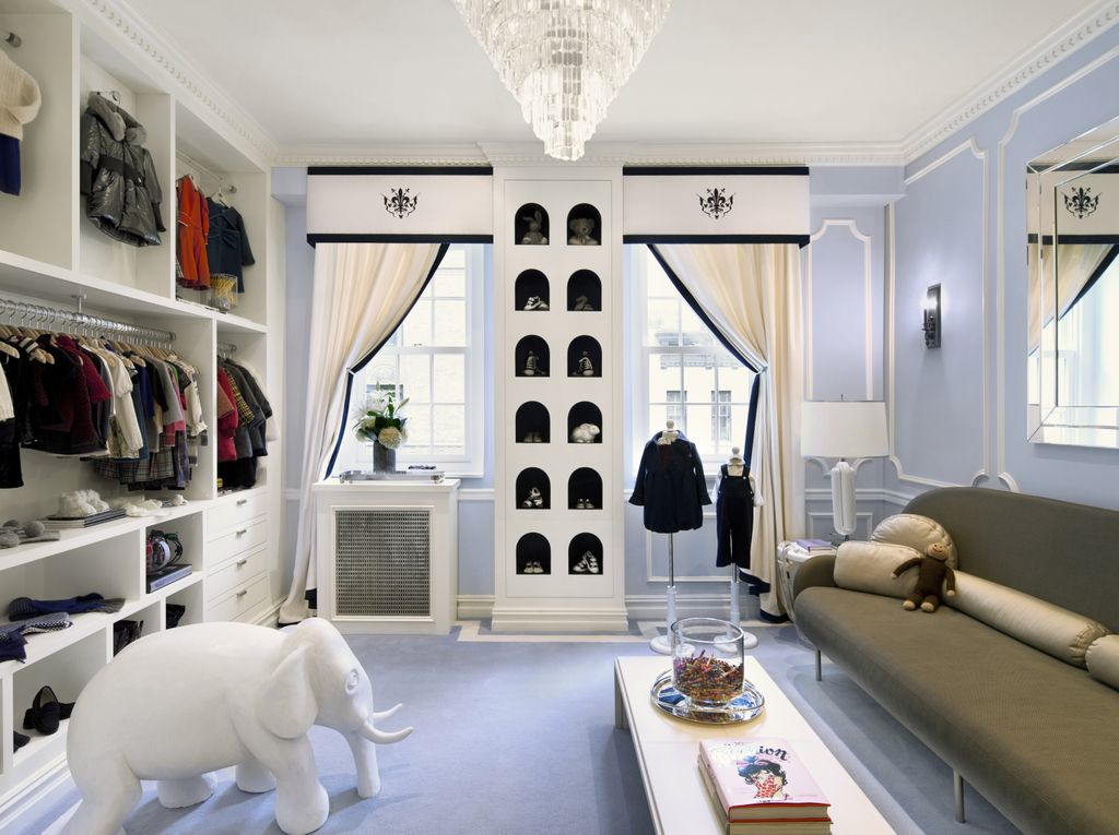 The Florence Fancy children's store on New York City's Upper East Side