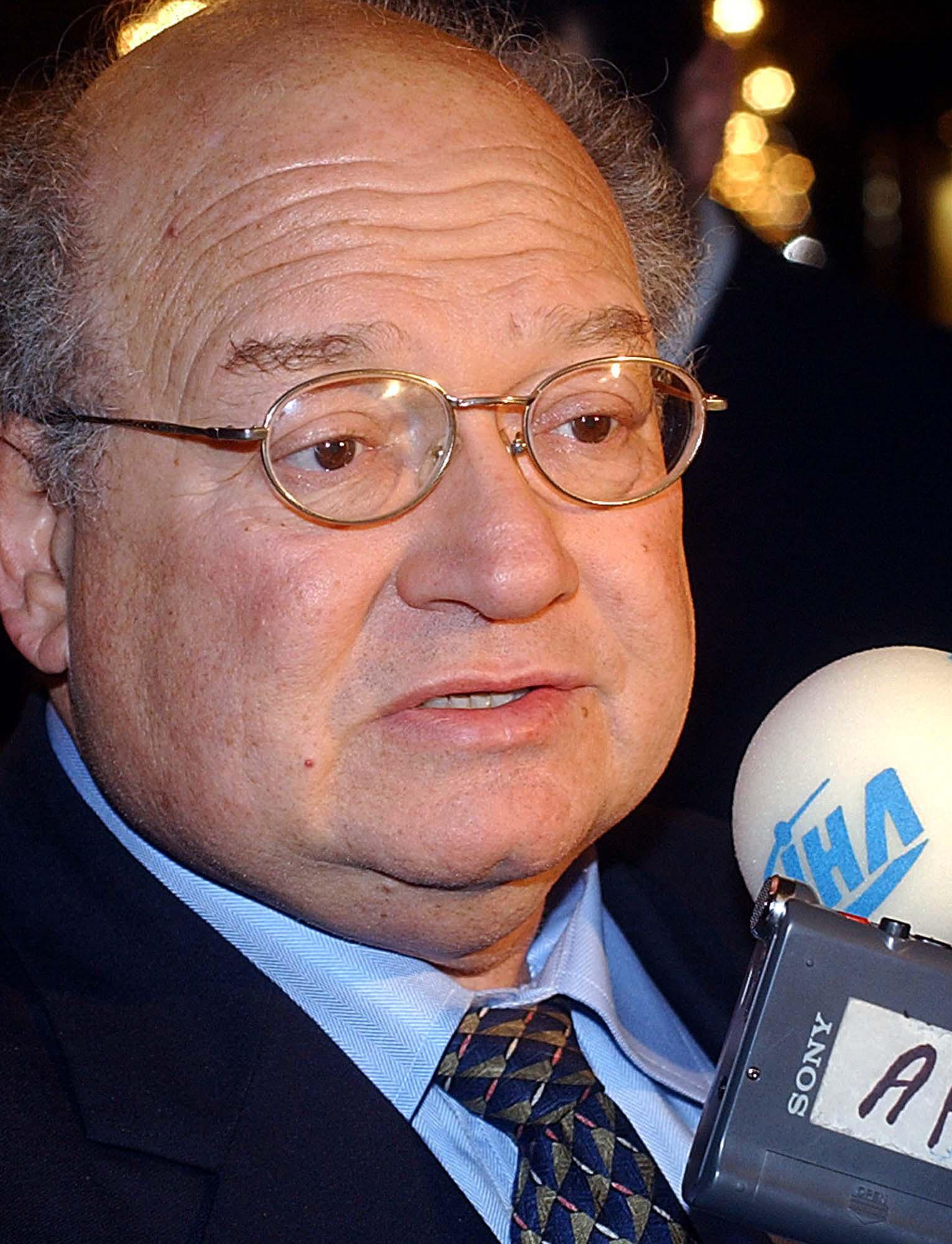 Congressman Gary Ackerman, D-NY, on Nov. 9, 2004.
