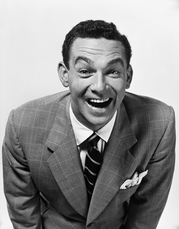 Actor/comedian Jack Carter in 1951.