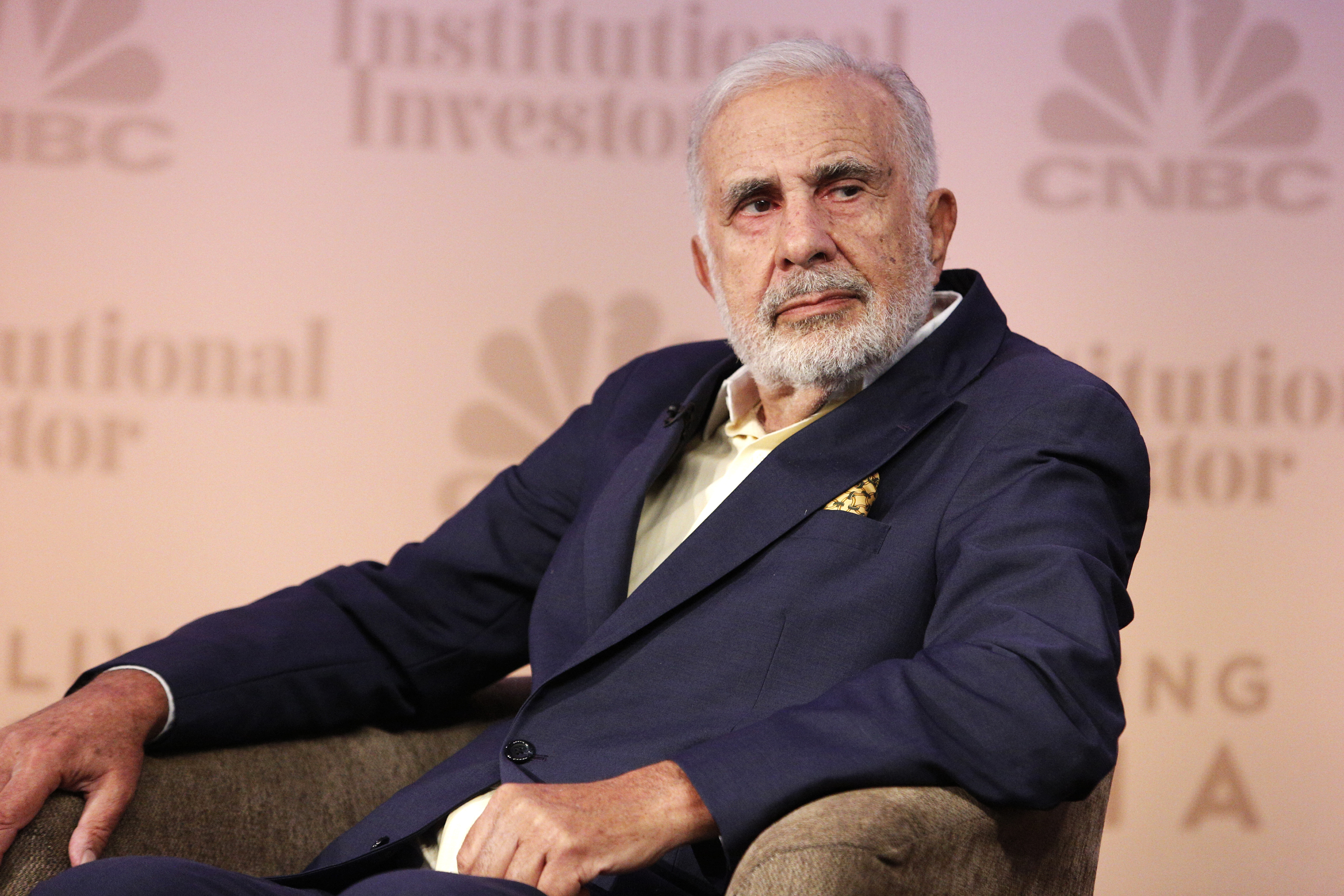 CNBC's Scott Wapner interviews Carl Icahn, Chairman, Icahn Enterprises at the CNBC Institutional Investor Delivering Alpha Conference in New York.