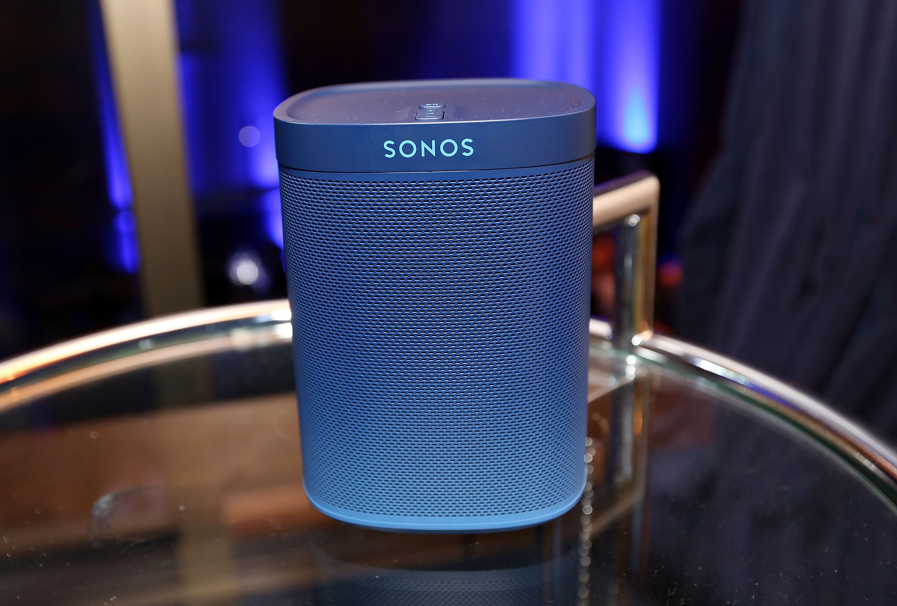 Sonos and Blue Note Records celebrate 75 years of jazz music and the launch of the Blue Note Limited Edition Sonos Speaker at The Iconic Capitol Records Tower on February 4, 2015 in the Hollywood district of Los Angeles, California.