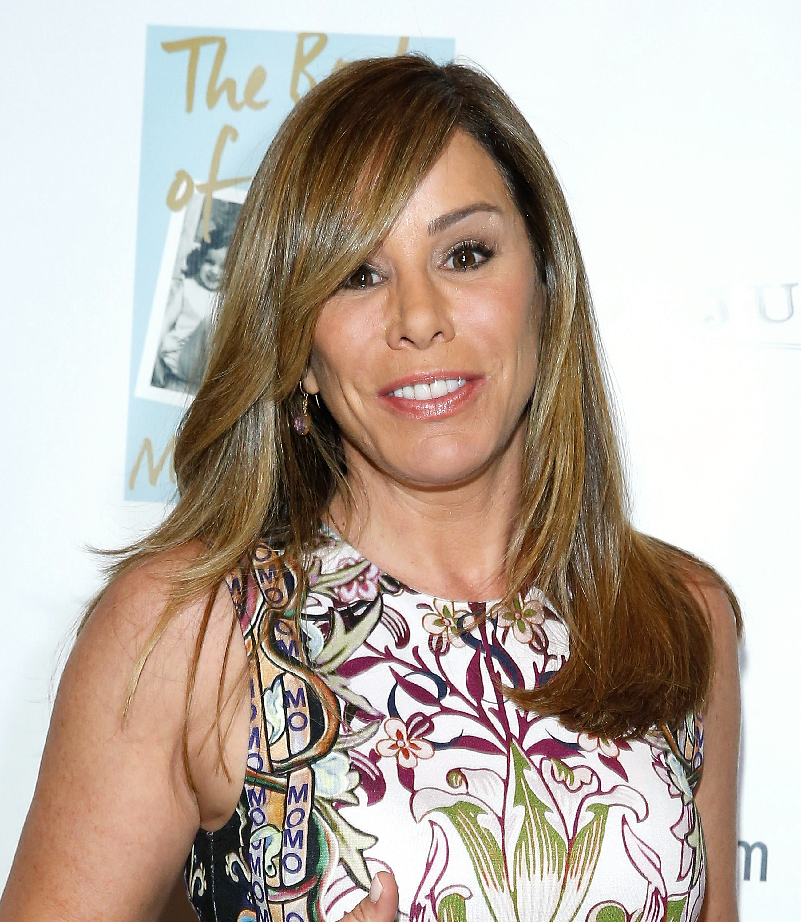 Melissa Rivers attends Mamarazzi event with Melissa Rivers at Juniper Bar on May 13, 2015 in New York City.