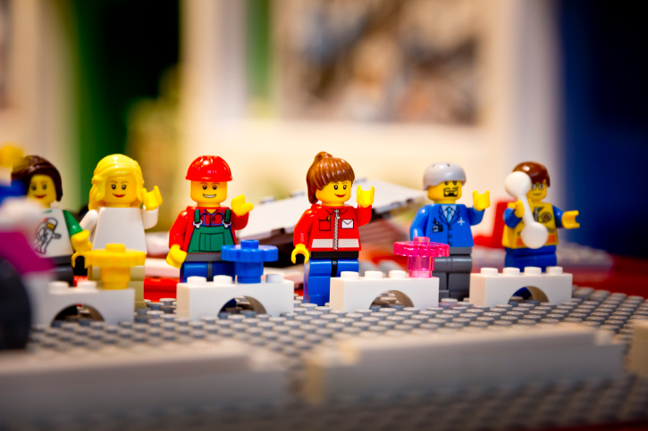 What a LEGO seminar could look like.