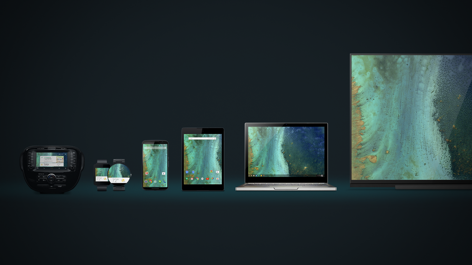 Google revealed its next Android operating system, Android M. New features of Android M include improved web experience and simplified application permission settings.