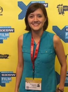 Shannon Sun-Higginson at SXSW in 2015
