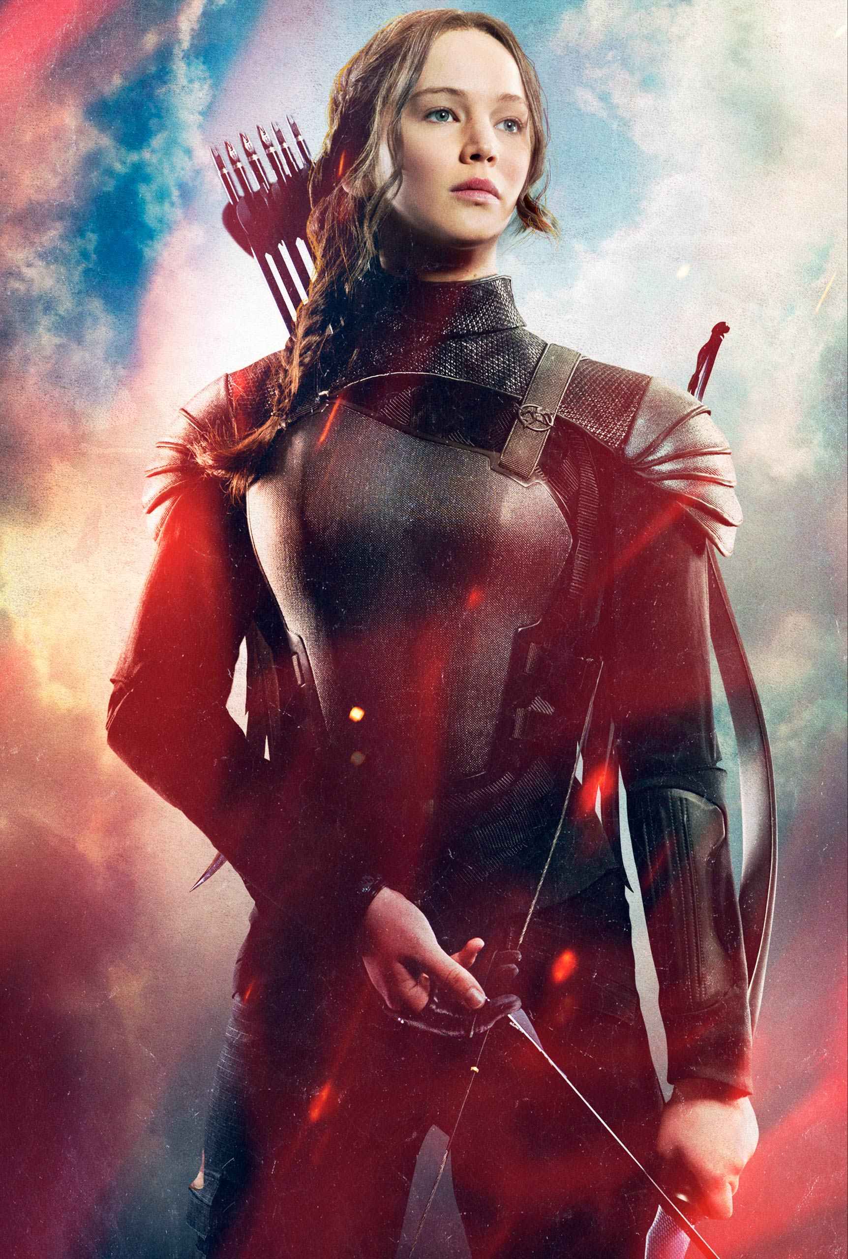 Jennifer Lawrence Is Totally Badass Rocking Her Red
