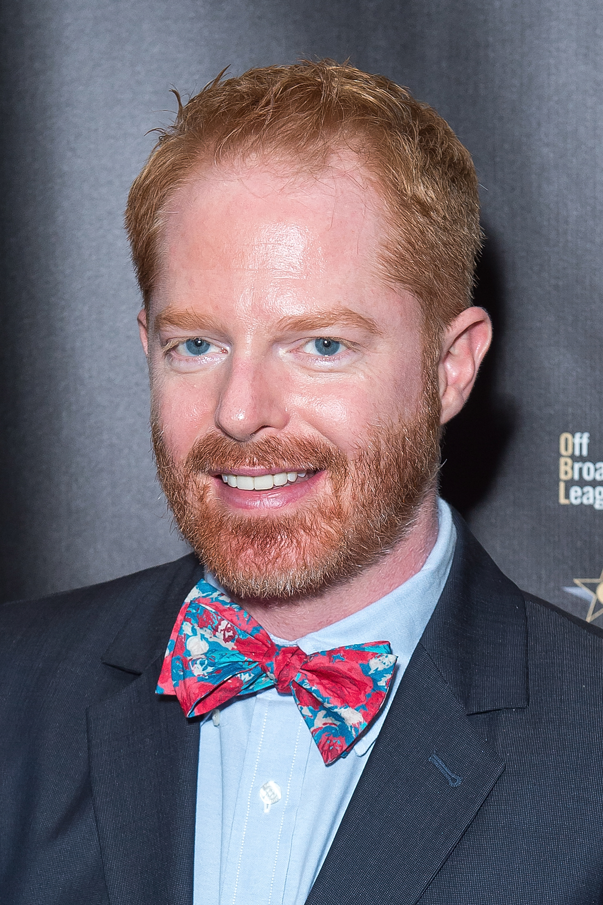 Actor Jesse Tyler Ferguson attends the 30th Annual Lucille Lortel Awards at NYU Skirball Center on May 10, 2015 in New York City.