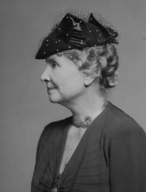 Helen Keller in 1950