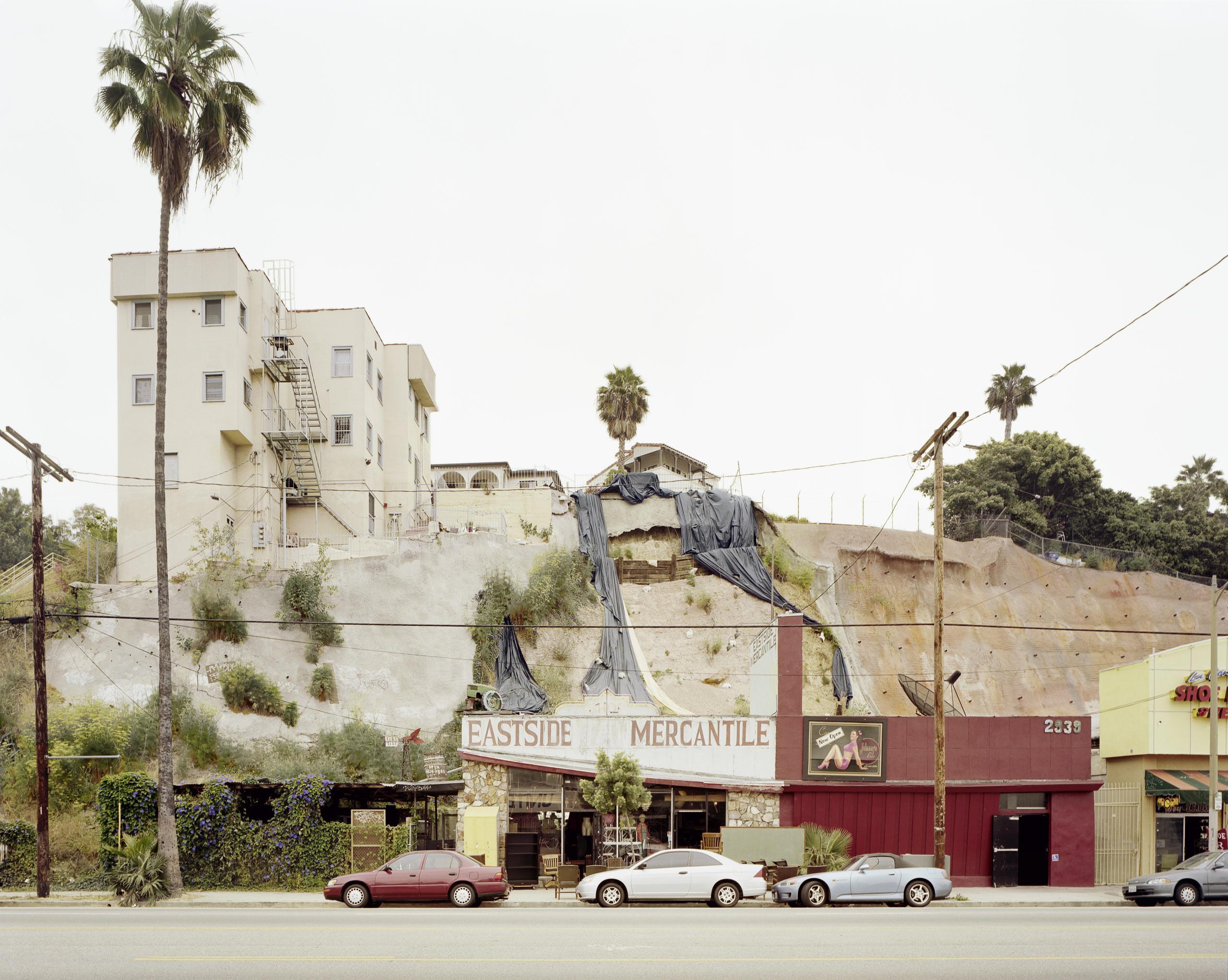 Eastside Mercantile, 2007.