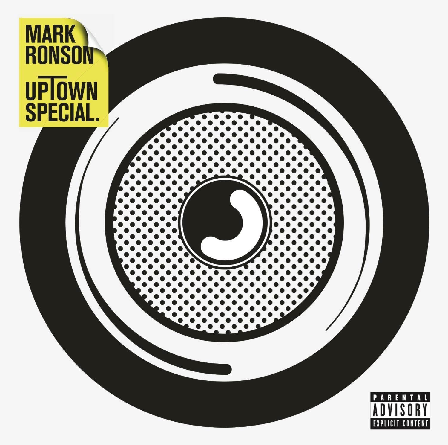 Best of Albums 2015 - Mark Ronson, Uptown Special