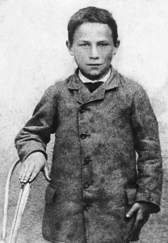 Joseph Meister, who received inoculation of the rabies vaccine from Pasteur in  july 1885