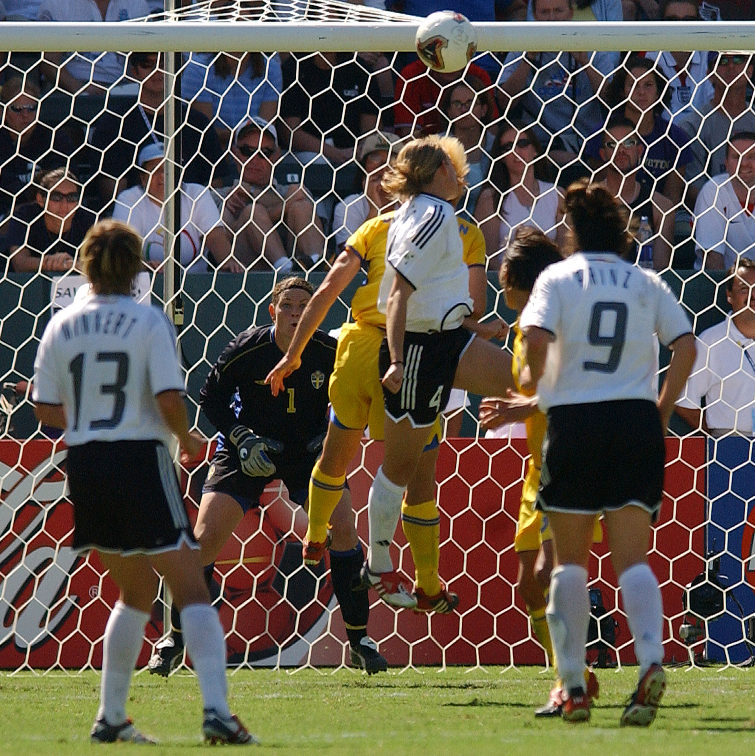 womens world cup 2003 germany sweden