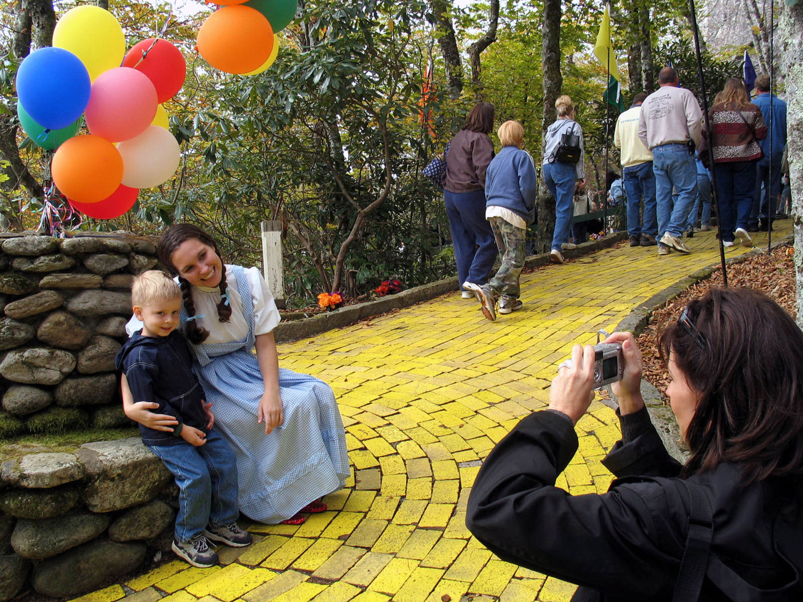 The Land of Oz, the Oz-theme amusement park that closed in 1980 after a 10-year run.