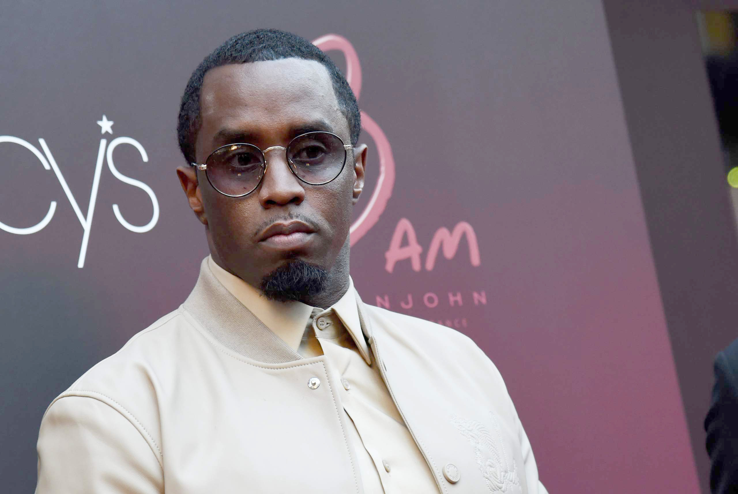 Sean 'Diddy Combs' attends the Sean  Diddy  Combs Fragrance Launch at Macy's Herald Square in New York on May 6, 2015