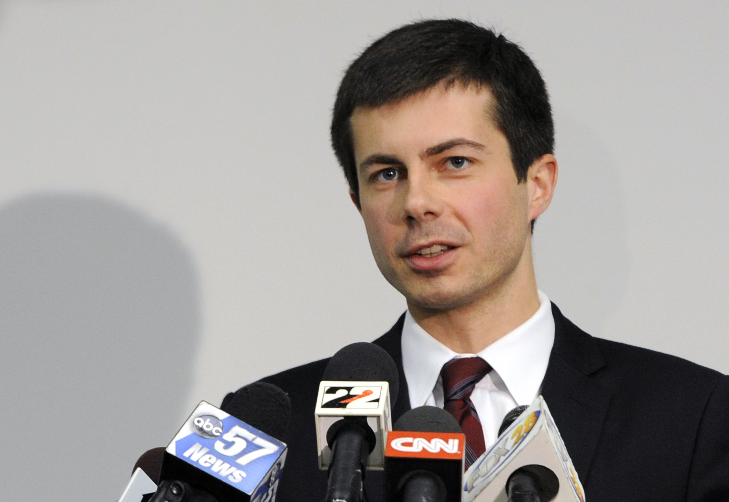 South Bend Mayor Pete Buttigieg came out as gay in an essay published on Tuesday, June 16, 2015,  in the South Bend Tribune.