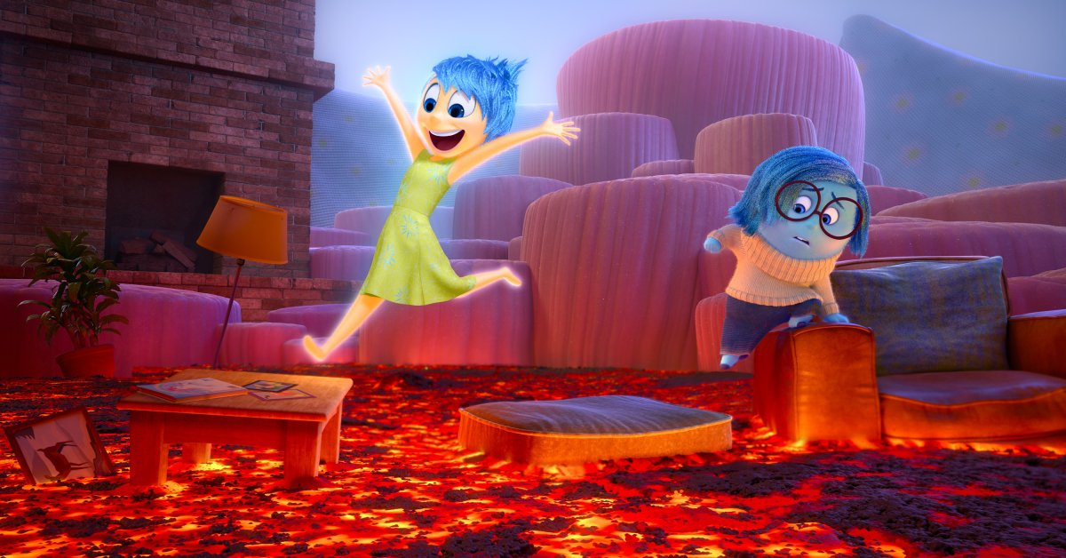Inside Out Review Pixar S Craziest Movie Yet Time