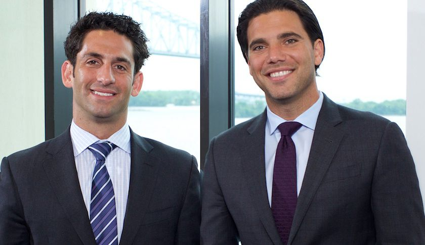Corey Schiller (left) and Asher Raphael, co-CEOs of Power.