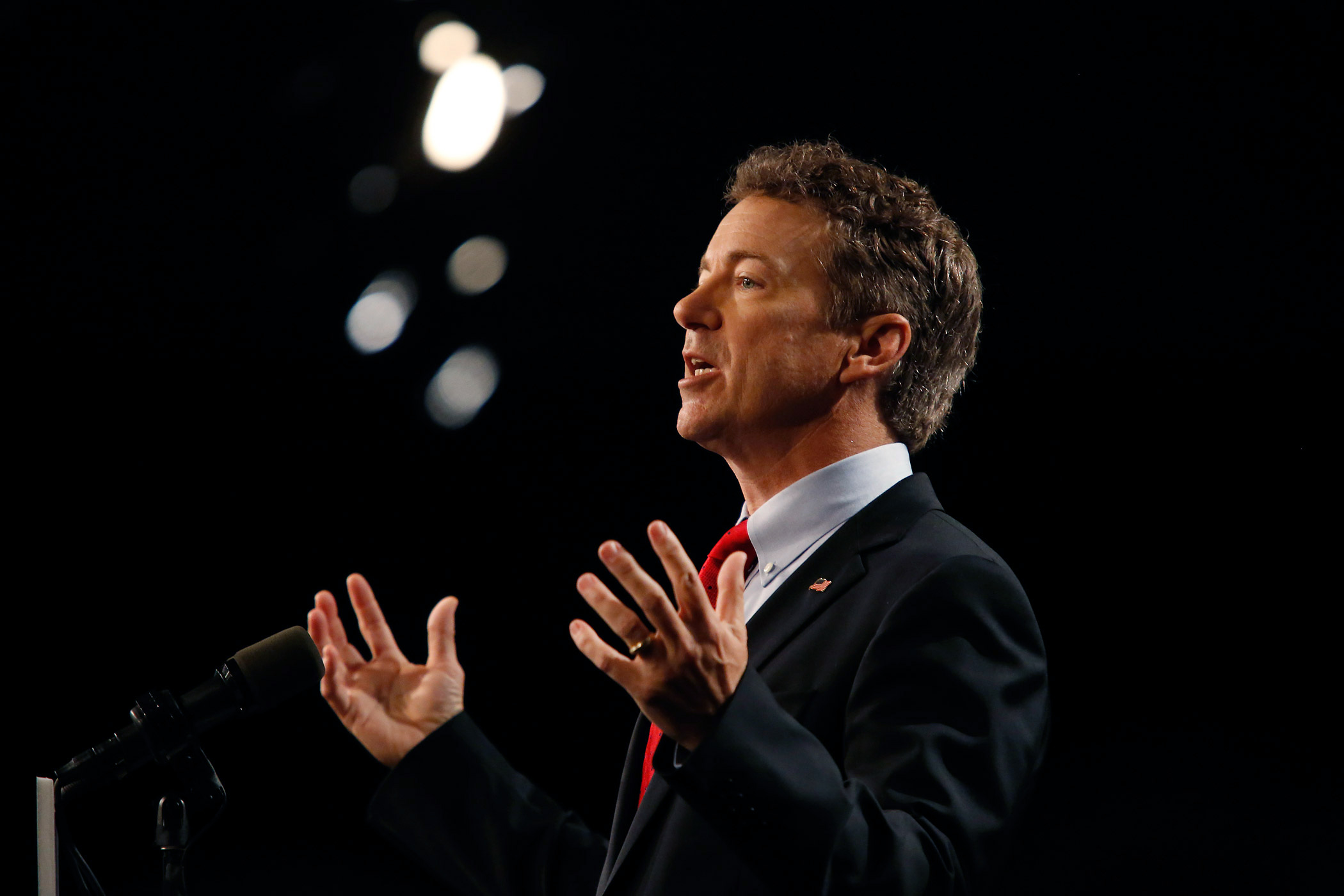 Rand Paul Announces His Candidacy For The Republican Presidential Nomination