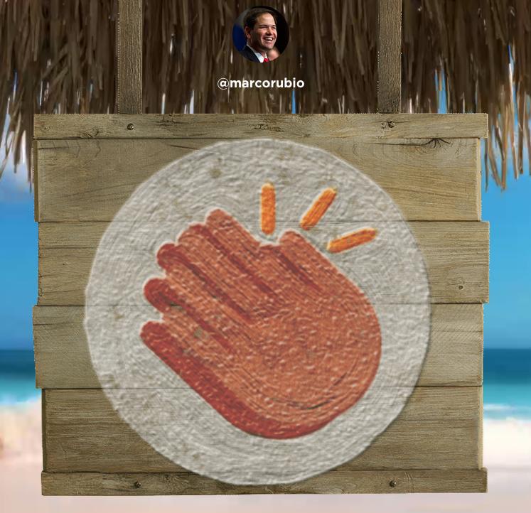 Marco Rubio Favorite Emoji