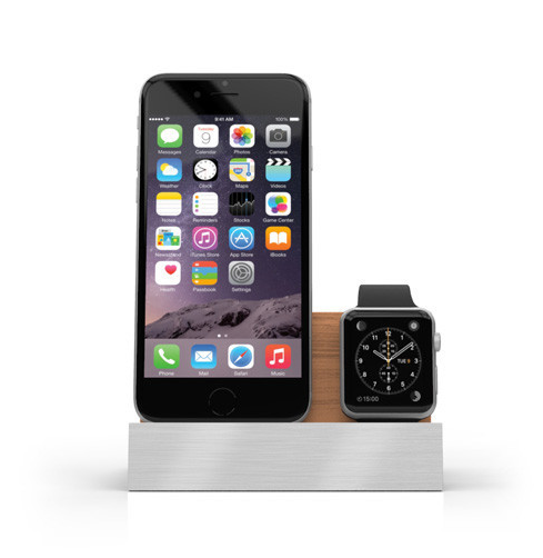 Moxiware Apple Watch Dock Duo