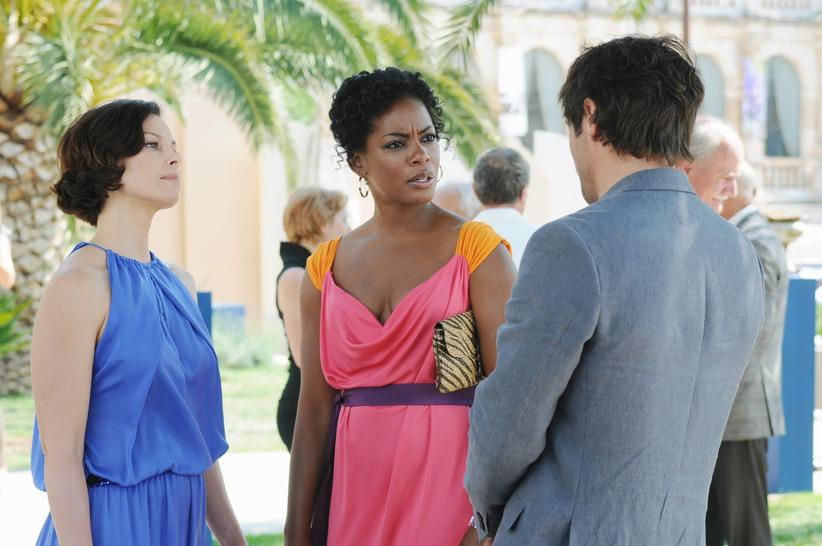 Ashley Judd, Aunjanue Ellis and Adriano Giannini in Missing (2012)