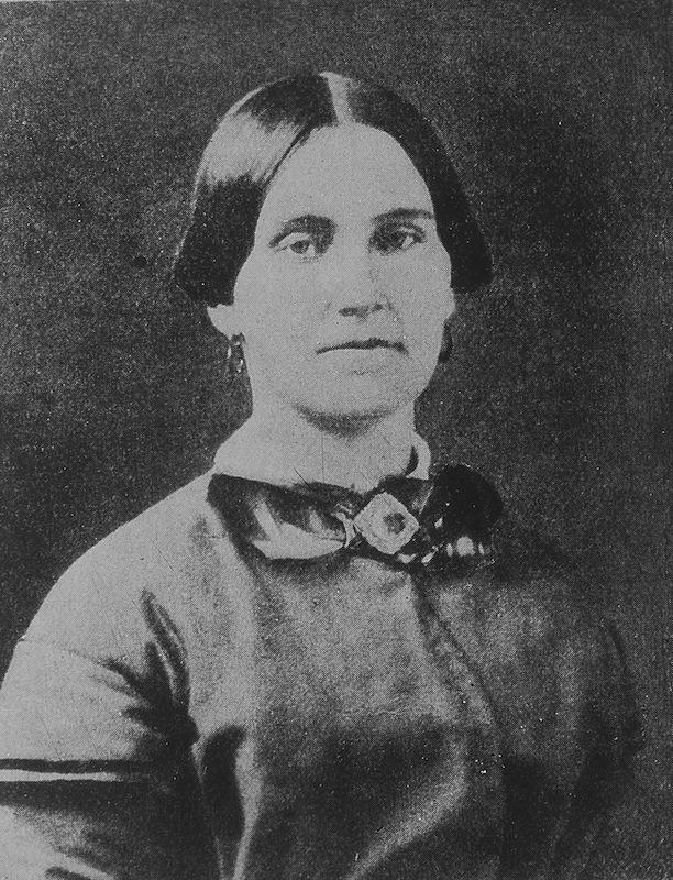 Mary Elizabeth Jenkins Surratt (1820 or May 1823 ¬ July 7, 1865)